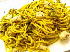 Il Cucchiaio di Giada | Spaghetti Mare & Orto