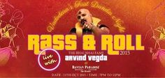 Rass and Roll Navratri 2015 in Vadodara Live Dandiya Night with Arvind Vegda at Banyan Paradise  Go to page: http://www.nrigujarati.co.in/Topic/3760/1/rass-and-roll-navratri-2015-in-vadodara-live-dandiya-night-with-arvind-vegda-at-banyan-paradise.html