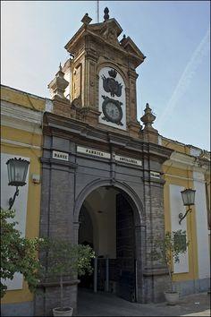 Real Fábrica de Artillería Sevilla (Sevilla)