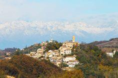 MURISENGO, Italy, Piemonte, Monferrato, www.casedicollina.it #Monferrato #borgo #autumninmonferrato #Murisengo