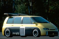 Renault Espace F1 V10