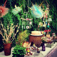 Festa fadas Decoração do Baile no Manioca (fairy's party)