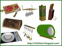 Kitchen Decor by Clio
