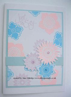 Soft and Pastel with Wow! #399 | Create Something Beautiful Just Because You Can