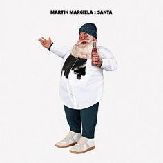 Martin Margiela x Santa
