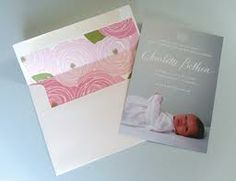 "Three personal projects: birth announcement, baptism invitation, and first birthday invitation for my little girl. Invitation is watercolor and ink; All three are are handwritten with my calligraphy pen. Announcement envelopes are French Paper Modtone in Blush; liners are Garden Roses wrapping paper via Paper Source; labels are 2.5"" round eco-white via Paper Source. Invitation envelopes via Envelopper, Inc in Natural and Celadon."