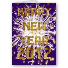 Welcome 2012!  I'm closing the door on 2011 and putting a PADLOCK ON IT! :)