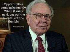 Quotes by Warren Buffet