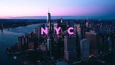 NEW YORK CITY - Don't Blink.