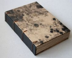 Encuadernacion secreta belga   -   Secret bookbinding Belgian