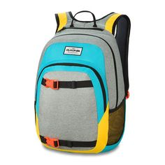Dakine Point Wet / Dry 29L Backpack - Radness - Products - Boardworld Surfboard Bag, Rucksack Backpack, Wet And Dry, North Face Backpack, Festival Fashion, Travel Style, Outdoor Gear, Wetsuit, Skateboard