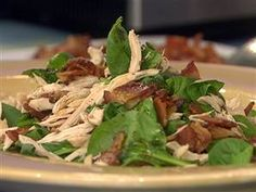 Nigella Lawson's 4 delicious chicken salads