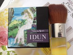 Idun mineral foundation