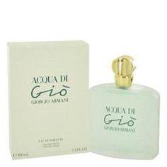 Acqua Di Gio Perfume By Giorgio Armani for Women 3.3 oz Eau De Toilette Spray #GiorgioArmani