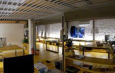 Coworking Space - La Bañera, Seville, Spain