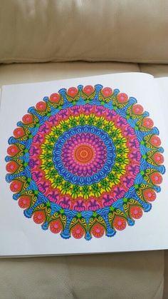 #arttherapy #mandala