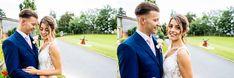 Kassandra and Ivan's Fun Filled Mythe Barn Wedding - Daffodil Waves Photography Blog Barn Wedding Venue, Our Wedding, Waves Photography, Wedding Venue Inspiration, Event Company, Looking Stunning, Daffodils, Floral Wedding, Perfect Wedding