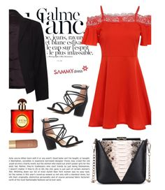"""Sammydress 20/5"" by merima-kopic ❤ liked on Polyvore featuring Bensimon, Theory, Yves Saint Laurent, Eve Lom and sammydress"