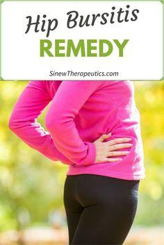 Remedy for Hip Bursitis
