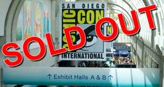 2013 Comic Con Badges Sold Out in 93 Minutes