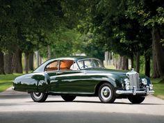 1953 Bentley R-Type Continental Sports Saloon