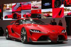 Las mejores imágenes del Salón del automóvil de Detroit