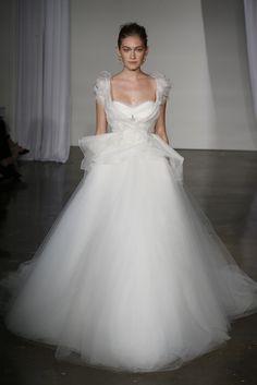 Marchesa Bridal Fall 2013 - WWD.com