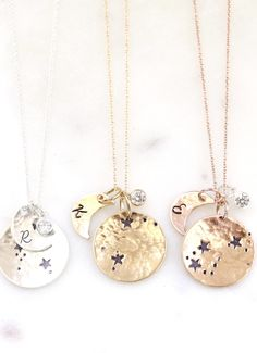When you find a friend who loves zodiac signs as much as you, you keep 'em around. And maybe buy matching necklaces.