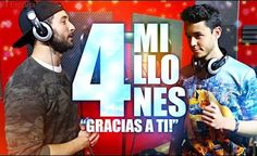 """GRACIAS A TI"" | ESPECIAL 4 MILLONES | ElMele ft TheGrefg"