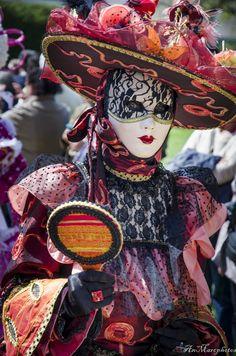 https://flic.kr/p/vwNHZ1 | Carnaval Vénitien 2015 Soisy sur Seine (72)