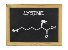 Herpes Lysine Therapy with Diet