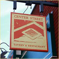 Center Street in Cramerton, NC- best pimiento cheeseburger I've ever had.
