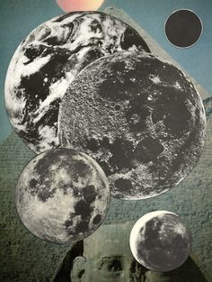 full moon / Sacred Geometry <3