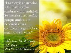 Aceptación, Sharon M Koenig, Cita, Quote, inspiración, inspirational, Español , Los Ciclos del Alma