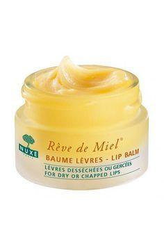Nuxe Reve de Miel Ultra-Nourishing Lip Balm, $19, available at Target