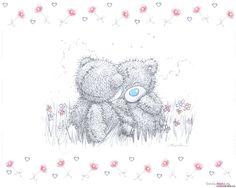tatty teddy graphics | Bilder på Miranda Nallar