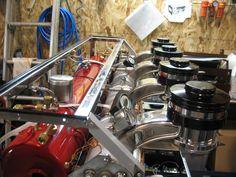 Espresso Parts, Ma-Velous Custom La Marzocco.