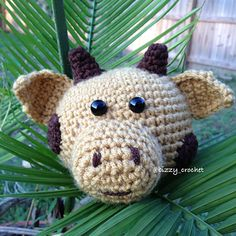 Crafts: Crochet, Jungle Animals on Pinterest Amigurumi, Giraffes and ...