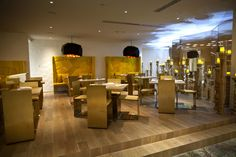 Morimoto restaurant by Schoos Design Mexico City 11
