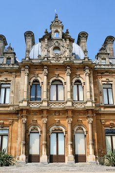 French chateau by ruthhallam, via Flickr