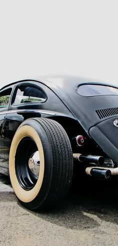Hot Rod VW Beetle
