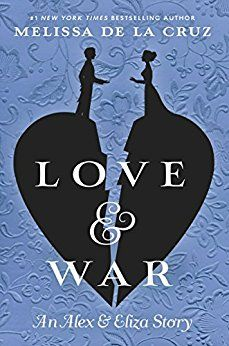Love & War by Melissa de la Cruz makes a great teen book to read if you're looking for young adult romance. Don't miss this exciting new fiction books for teens and for adults!