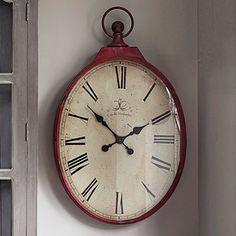 Love the clock!!!   Keltainen talo rannalla: Sisustustavaraa saarivaltakunnasta