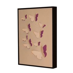 Full of Great Ideas: Handmade 3D Butterfly Art on a $0 Budget