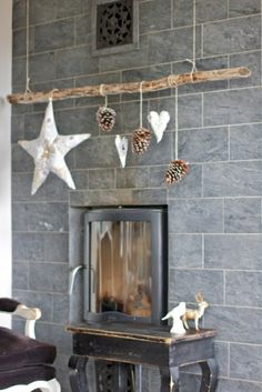 Christmas star yourself crafting templates children hanging