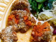 3 ingredient Vegan Buffalo Nuggets
