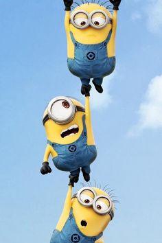 Minions!!! Despicable Me!