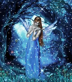 Beautiful Fairies - fairies Photo