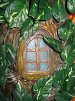 MANUALIDADES Y OTROS ENTRETENIMIENTOS: Teja decorada casa árbol Painting, Art, Roof Tiles, Treehouse, Tejidos, Crafts, Art Background, Painting Art, Kunst