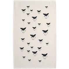 Shadow Hands  - Tea Towel
